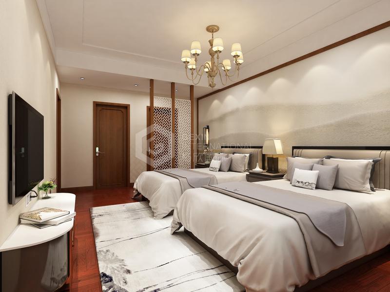 高科朗山-卧室设计