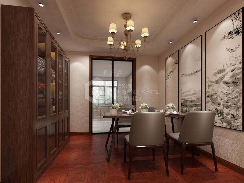 高科朗山-餐厅设计